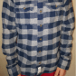 Flannel jacket with elbow patches  Abercrombie Long Sleeve Flannel  Flannels Abercrombie fitch and