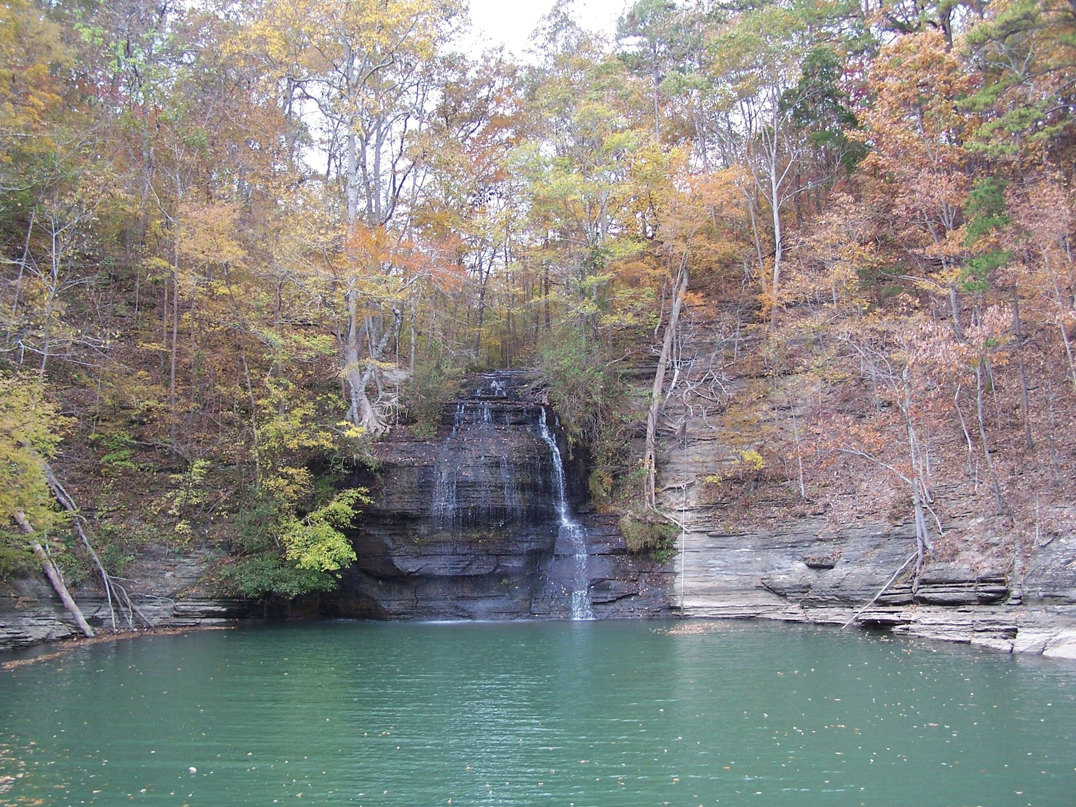 Tishomingo Mississippi Cooper Falls 7 Miles From My