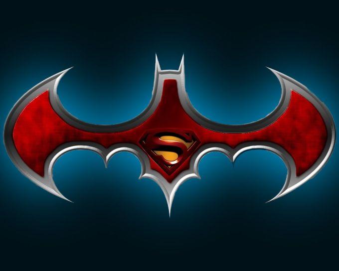 Superman Batman Logo Images Siewalls