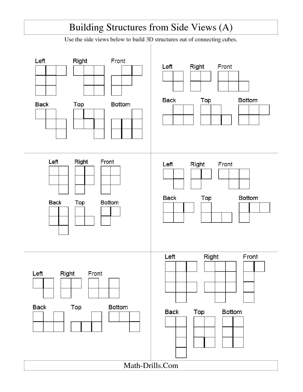 Worksheet Cube Worksheet Grass Fedjp Worksheet Study Site