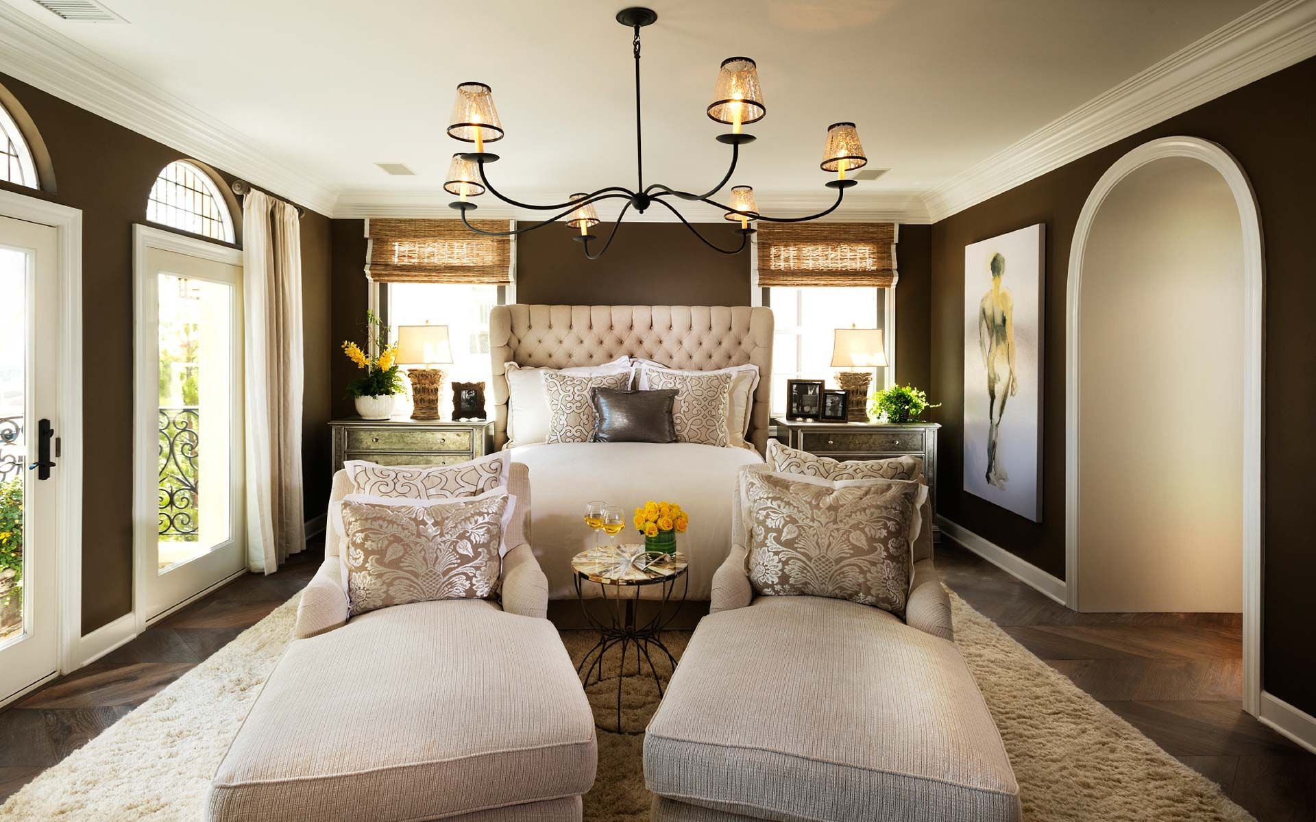 model home interior design - Modern House on Model Bedroom Design  id=71680