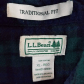 Flannel shirt and leggings  LL Bean Traditional Fit Plaid Flannel shirt XL  Plaid flannel