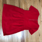 Kids short sleeved red dress nwt short sleeves shorts and