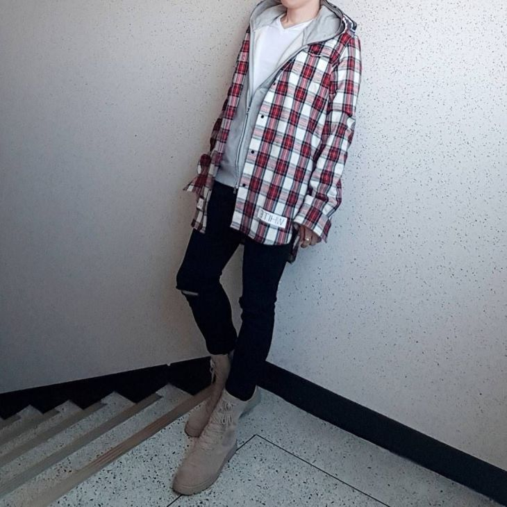 awesome  Ways to Style the Red Flannel Shirt  FashionForward