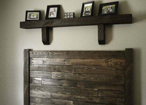 Best 25 Queen Headboard Ideas On Pinterest Rustic Wood