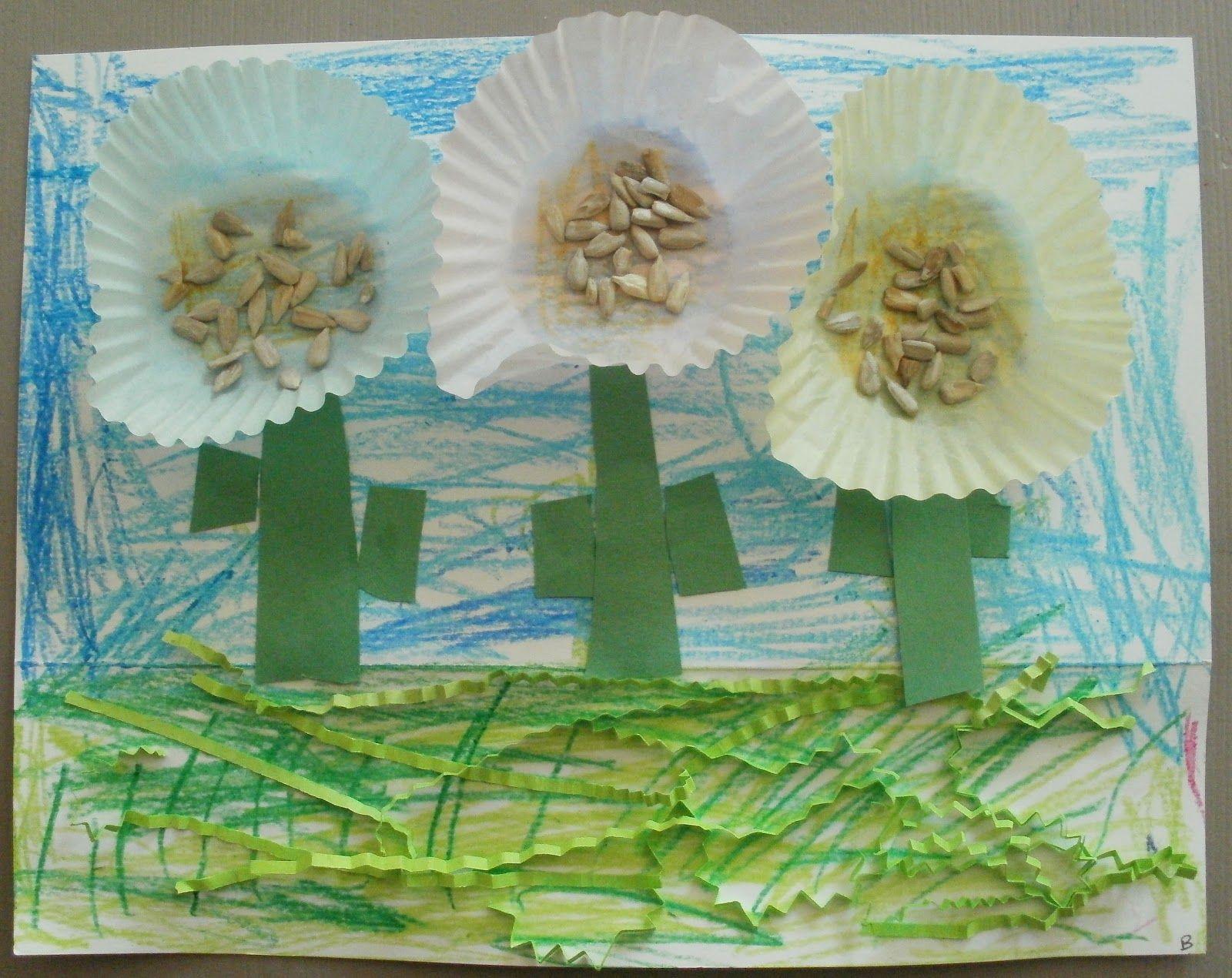 Garden Theme For Preschool