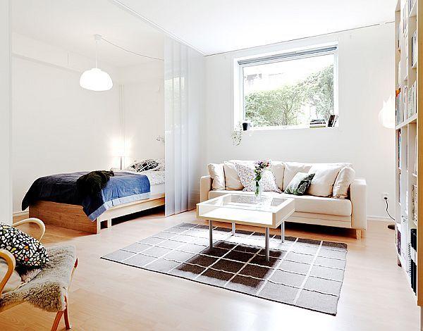 Luxurious Small Apartment Interior Design Small