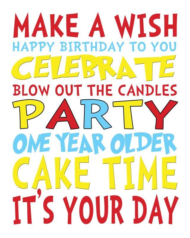 Dr seuss 1st birthday party party cupcakes birthdays