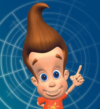 Jimmy Neutron from Jimmy Neutron   Boy Genius   Cartoon ...