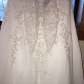 David bridal wedding dress  Davidus Bridal wedding dress  Veil Corset and Customer support