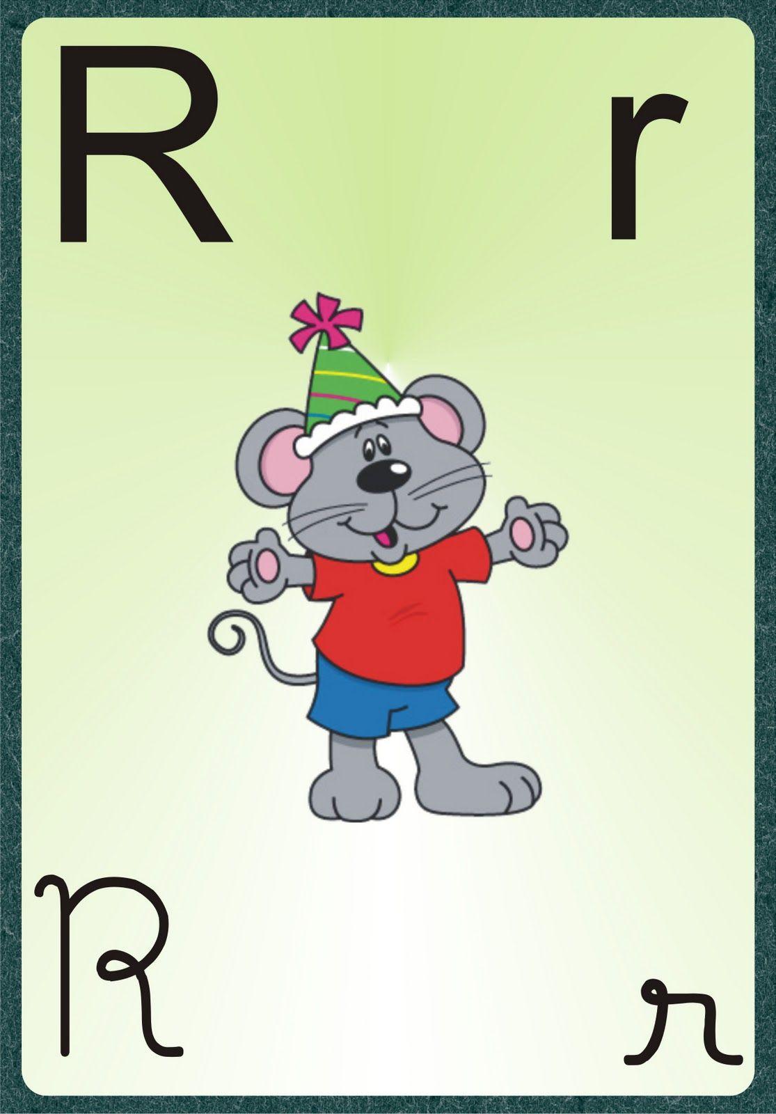Alfabeto 4 Letras Para Imprimir Gratis
