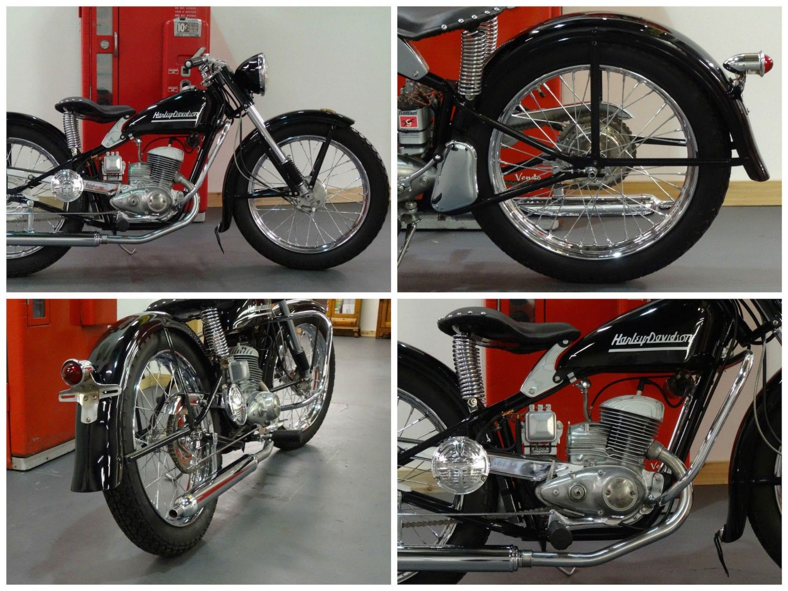 Fonzie s Triumph And It s For Sale