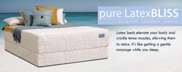 Pure Bliss Latex Mattresses Good Info