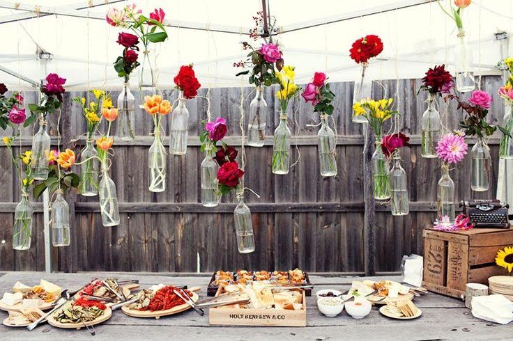 ... Simple Outdoor Wedding