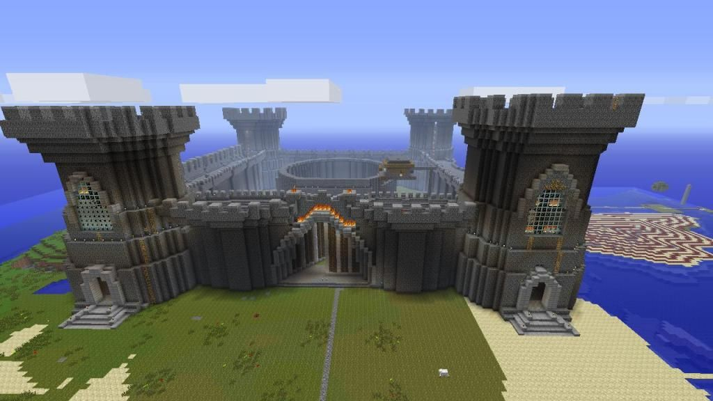 Cool Things To Build In Minecraft Xbox Playstation