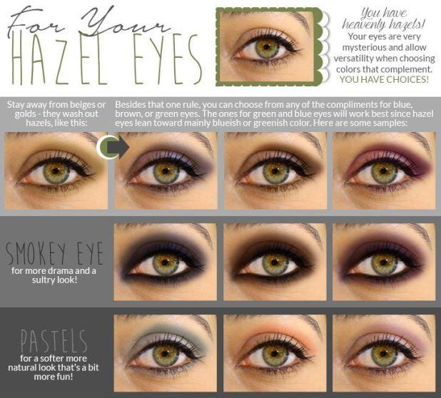 Makeup Colors For Light Brown Eyes Makeupgenk