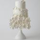 enchanting spring wedding cake ideas white wedding cakes