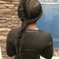 Unique mermaid style via nisaraye blackhairinformation