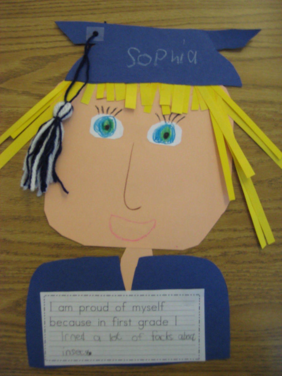 Graduating Grade 1