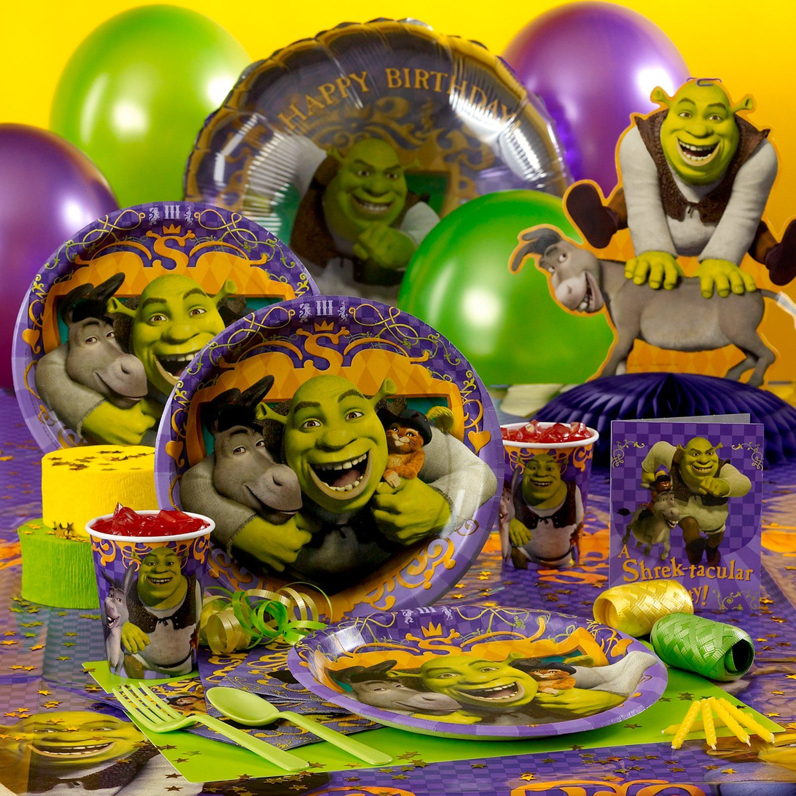 How To Train Your Dragon 2 Foil Balloon Shrek