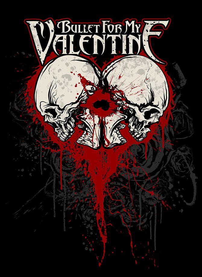 Bullet For My Valentine Logo Wwwpixsharkcom Images