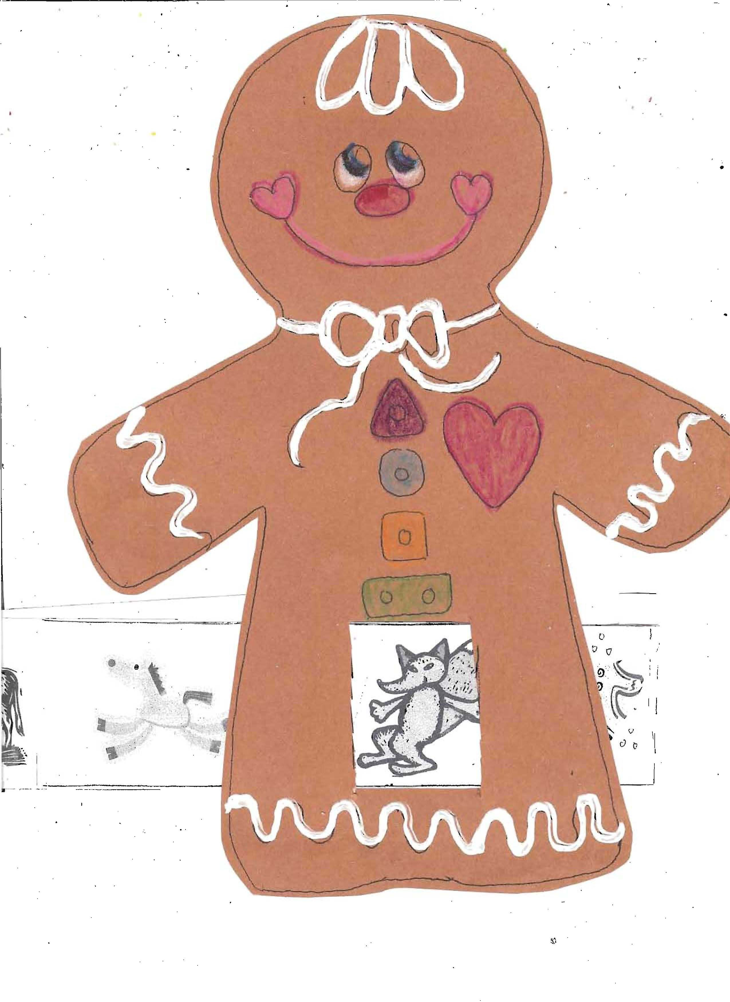 Story Slider Sequences The Story Of The Gingerbread Man
