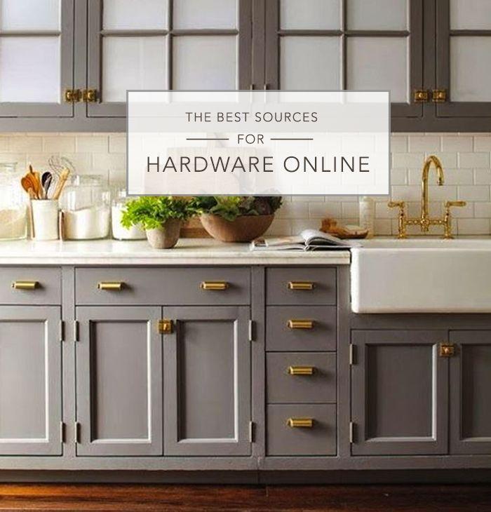 best online hardware resources home kitchen pinterest hardware kitchens and cabinet on kitchen cabinets gold hardware id=44750