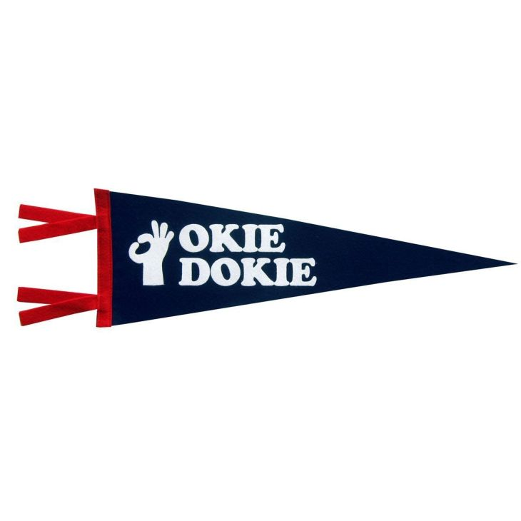 OKIE DOKIE PENNANT Dorm Room Pinterest Dorm room Contemporary