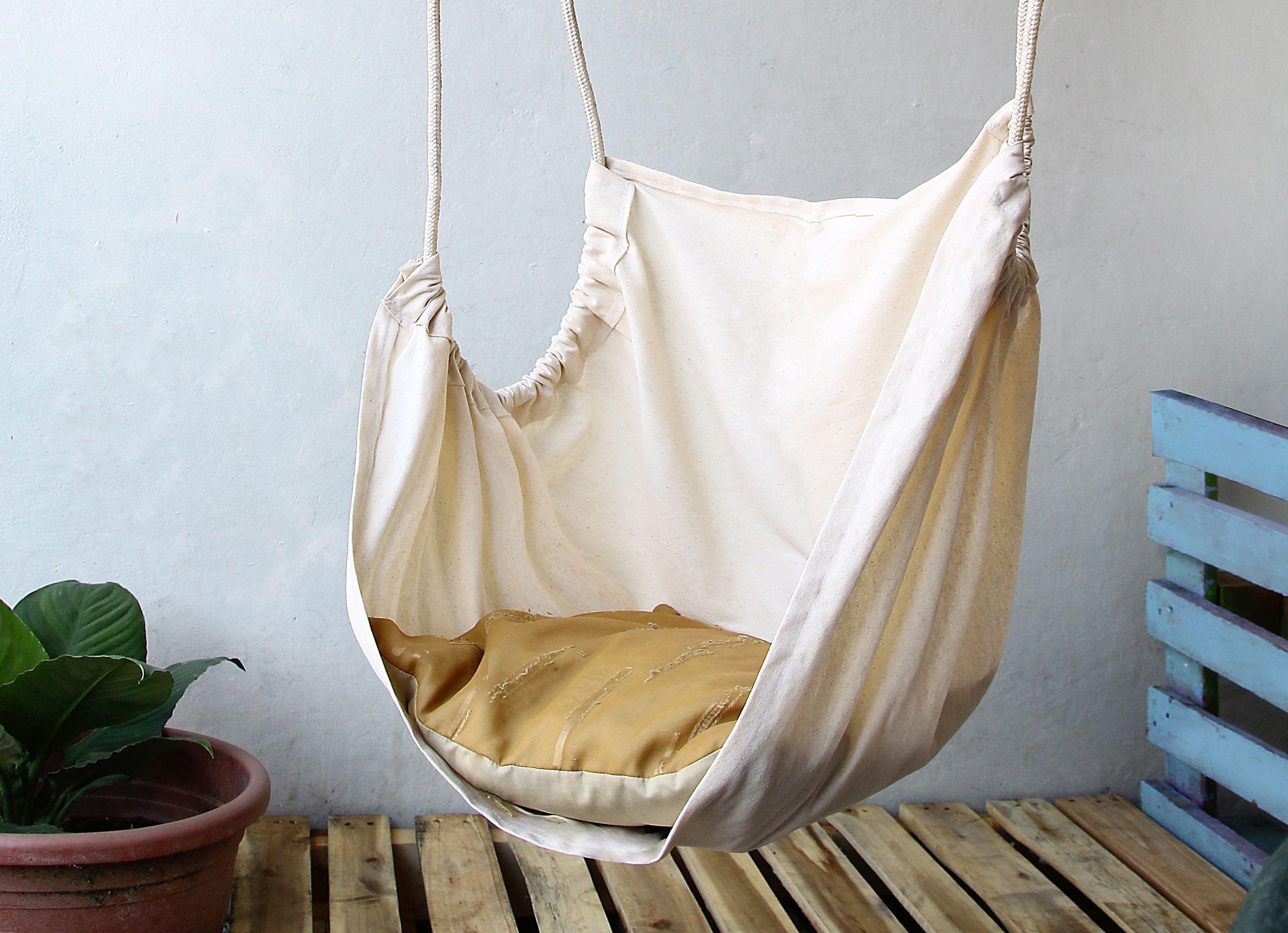 Make A Hammock Chair