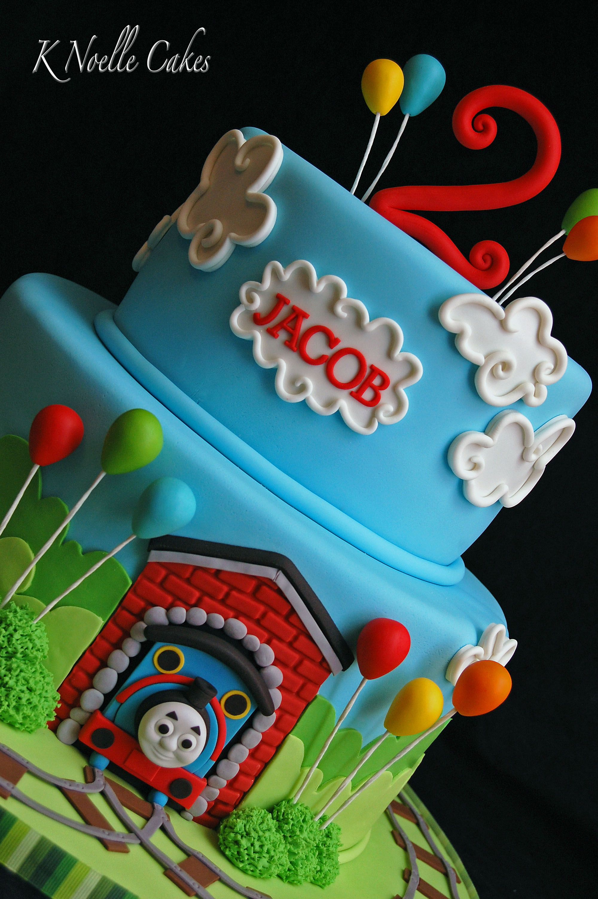 The 25 Best Thomas Train Birthday Cake Ideas