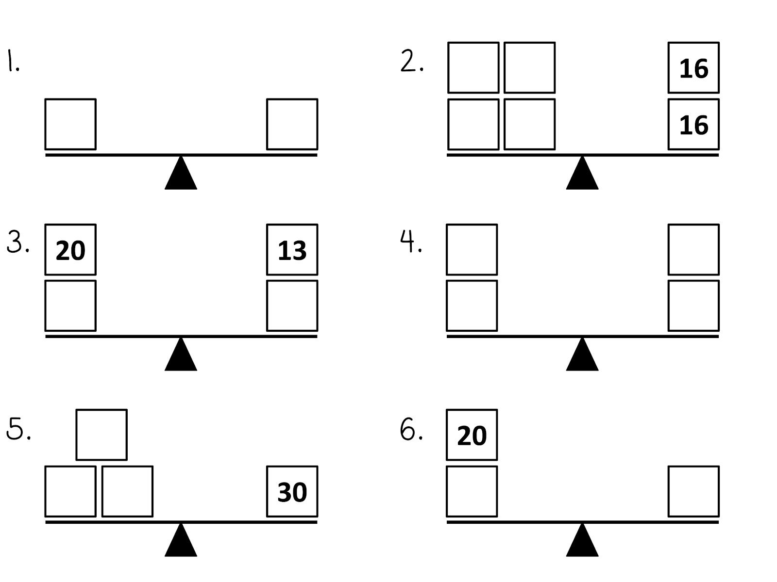Solving Equations With Variables On Both Sides Special Case Equations School