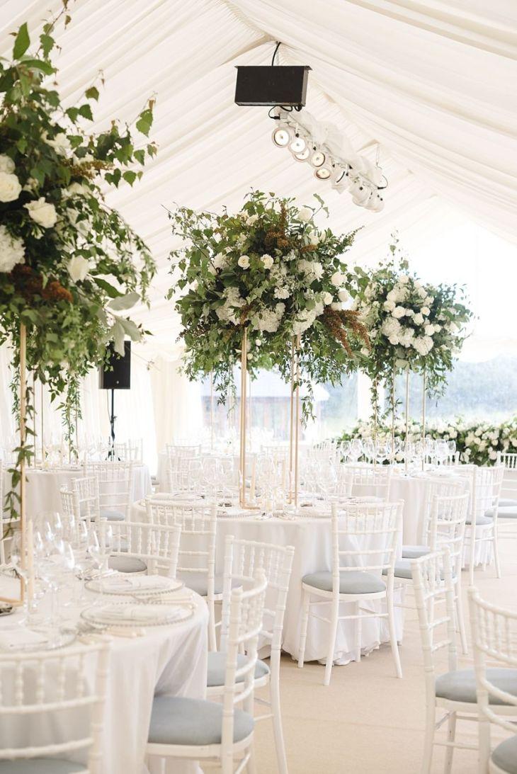 Elegant At Home English Summer Wedding  British wedding