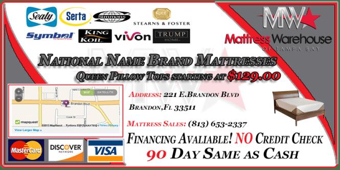 Mattress Flyer