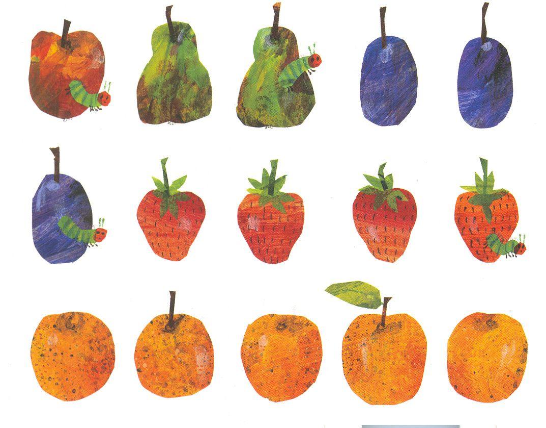 Fruit Postcard