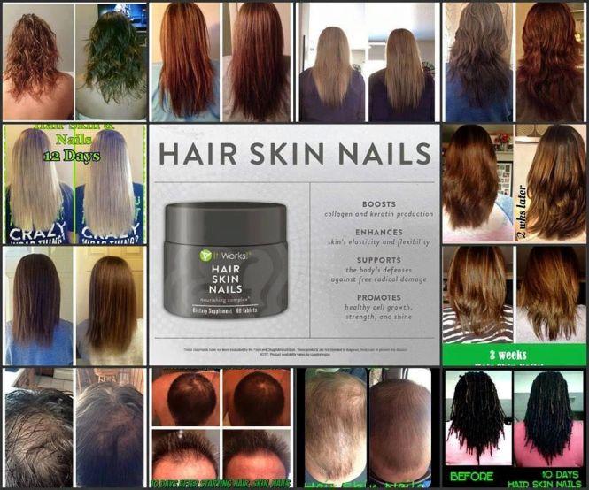 Hsn It Works Hair Skin Nails Reviews Best 2017