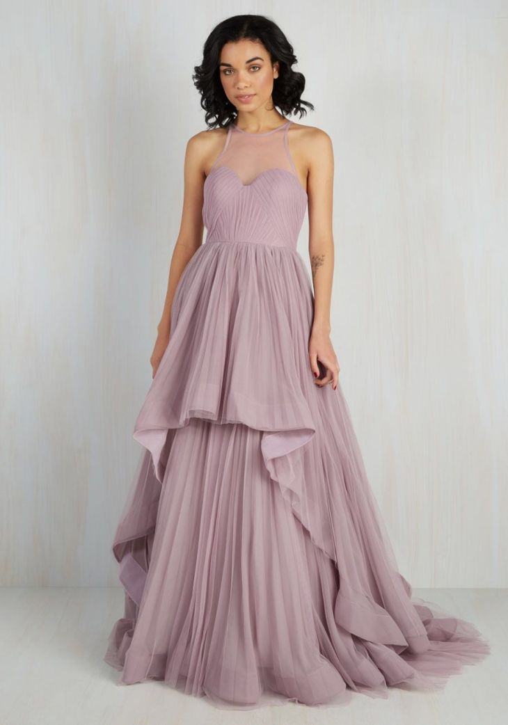 Heiress of Them All Maxi Dress ModCloth  Modcloth pretties