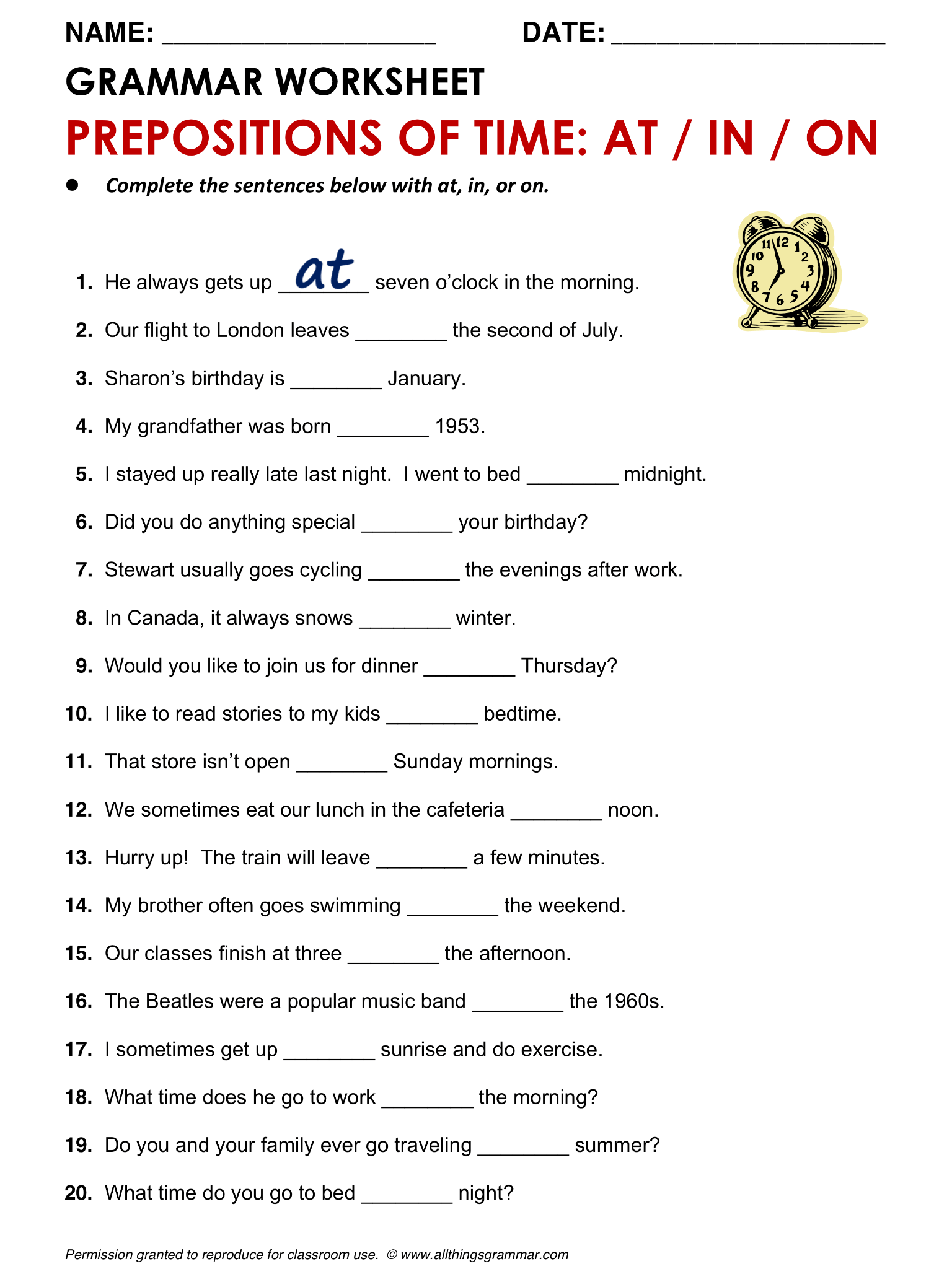 Worksheet Prepositional Phrases Worksheets Worksheet Fun