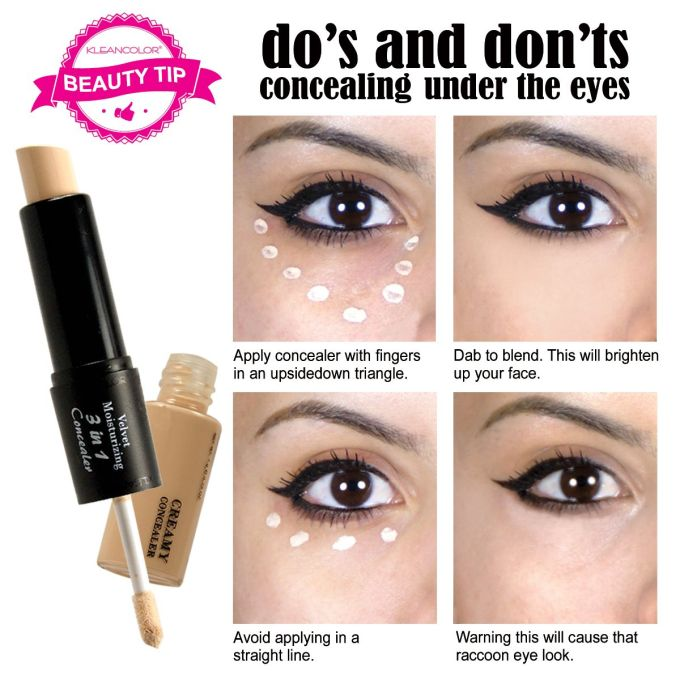 How To Hide Sunken Eyes With Makeup Hairsjdi