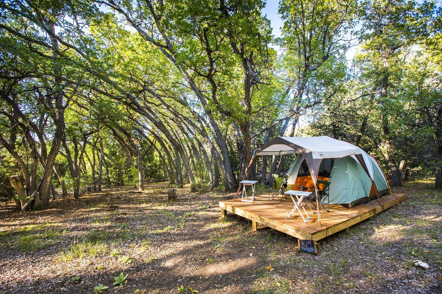 A Private Secluded Campsite Makes A Trip To Zion And