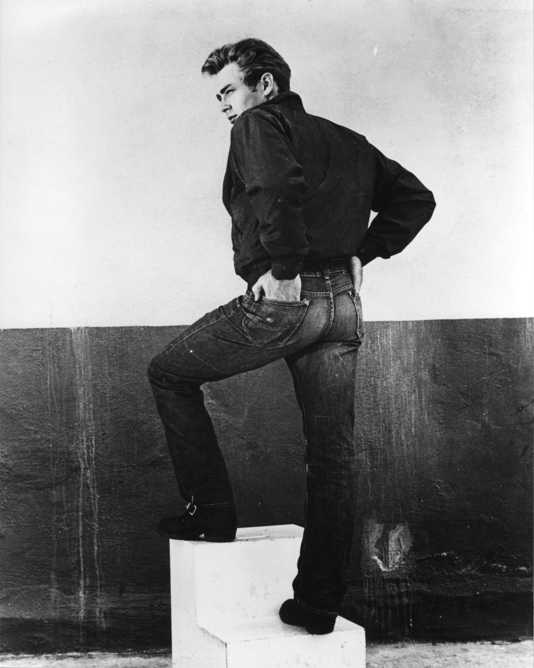 James Dean in denim.