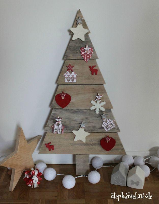 SAPIN PALETTE Christmas Pinterest Nol Deco Noel Et