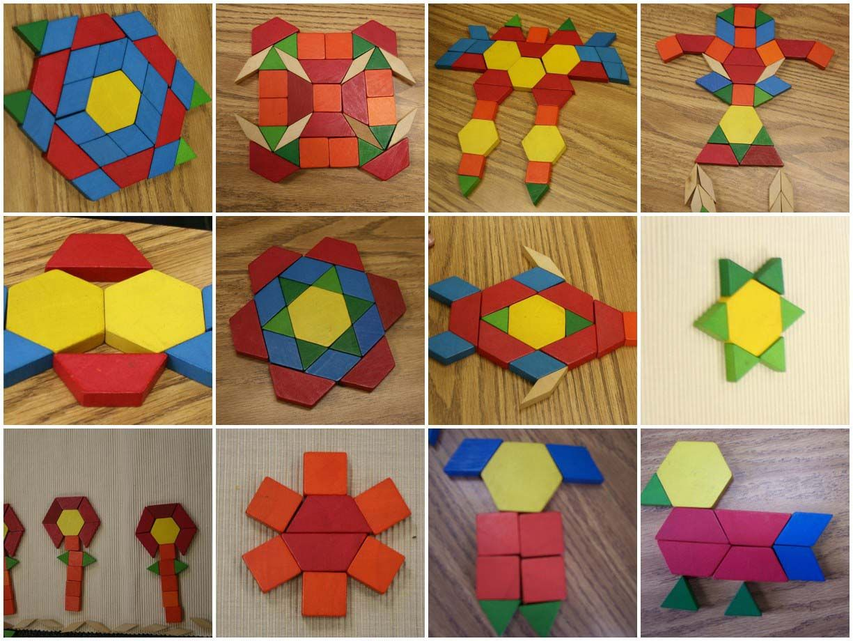 Teaching Shapes In Pre K
