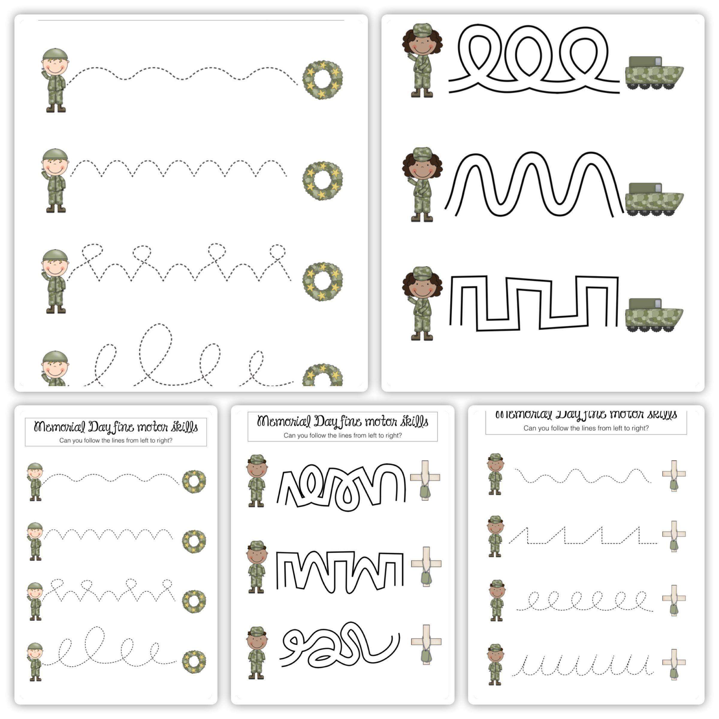 Worksheet Fine Motor Skills Worksheets Worksheet Fun