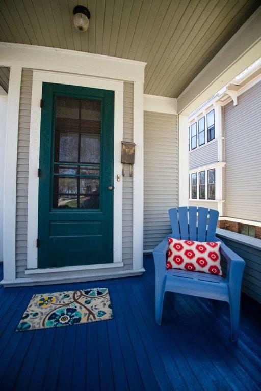 Sherwin Williams Blue Peacock Front Door Ideas
