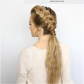 Dutchbraidhairstyletutorial penteados pinterest dutch