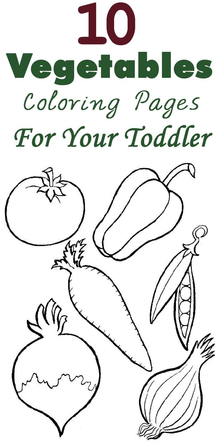 top 10 free printable vegetables coloring pages online