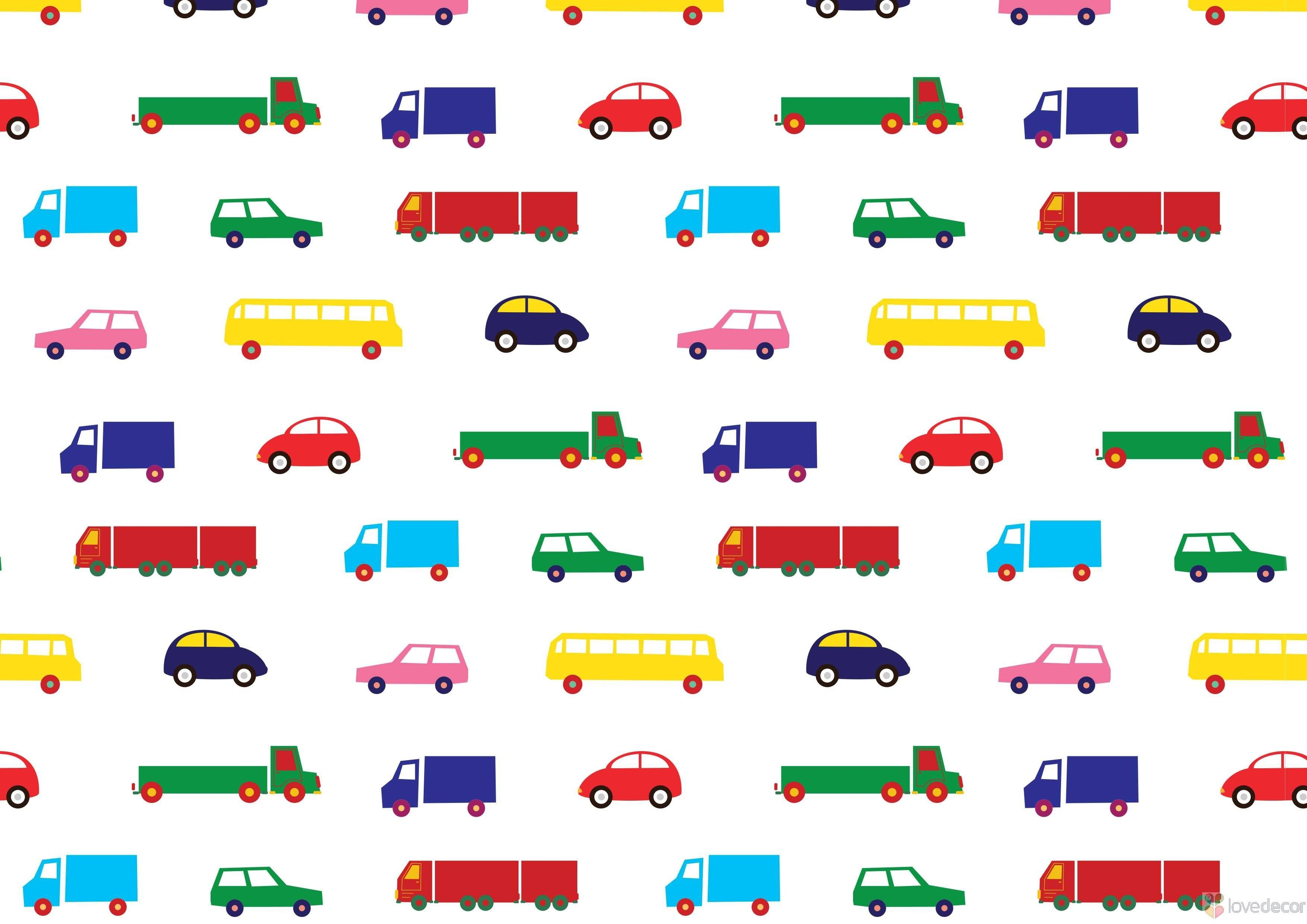 Wallpaper Pattern For Kids