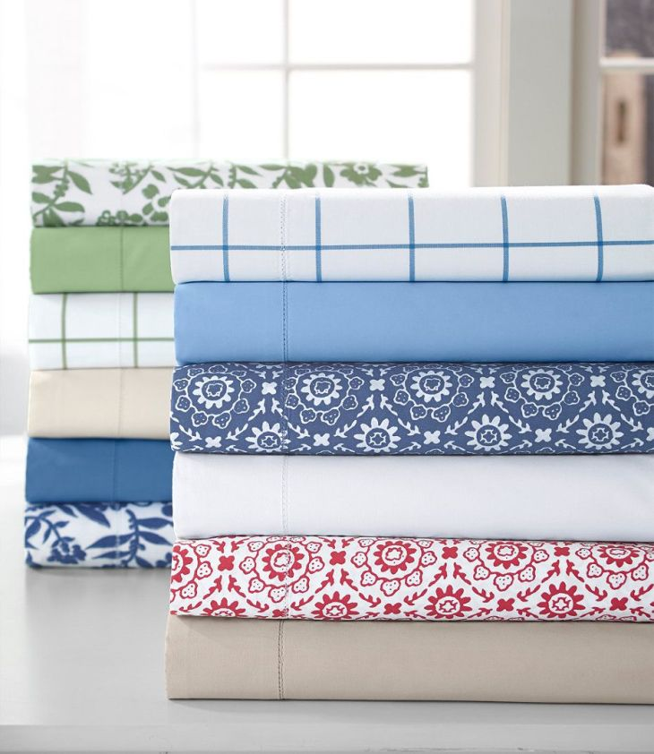 ThreadCount Pima Cotton Percale Sheet the best sheets