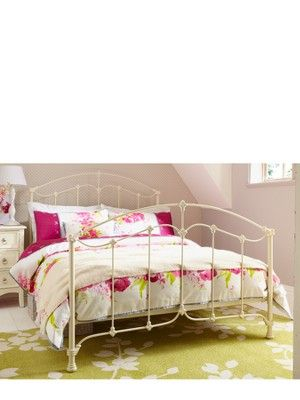 Florence Metal Bed Free Mattress Offer Very