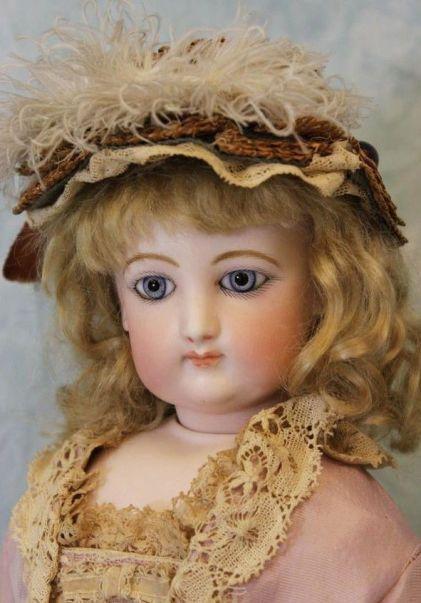 Francois Gaultier, кукла 1875 года.: